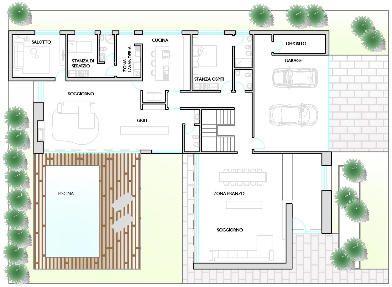 Slideshow immagini del corso autocad 2d for Programma planimetria casa gratis italiano