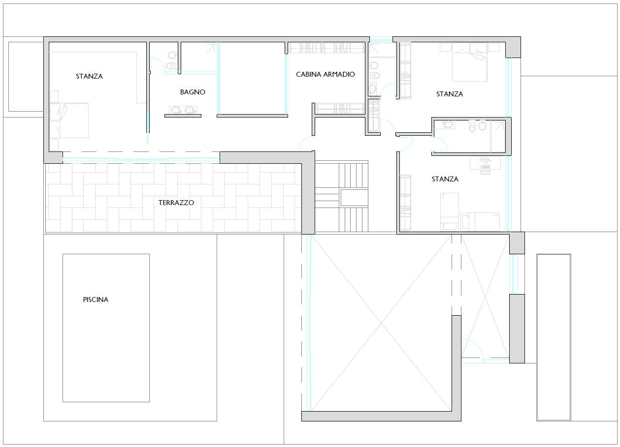 Slideshow immagini del corso autocad 2d for Disegnare piantina appartamento